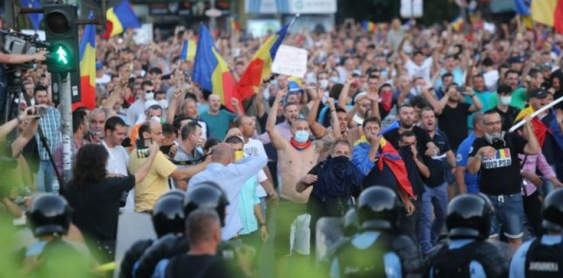 Primăria Capitalei a aprobat mitingul diasporei pentru 10 august