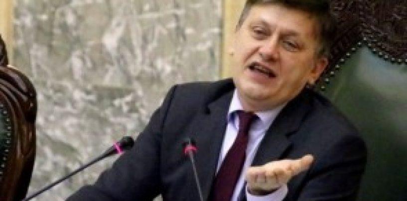 Întoarcerea fiului risipitor. Crin Antonescu: Câștigă Iohannis și fără mine