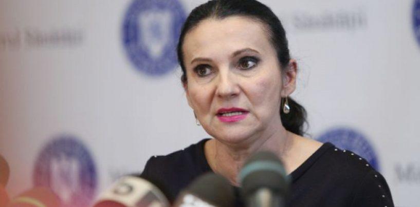 Sorina Pintea: 80 % din managerii din Sănătate nu au ce căuta în sistem