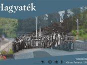 Monument al ocupării NV Ardealului de Horty, amplasat ilegal la Odorheiu Secuiesc