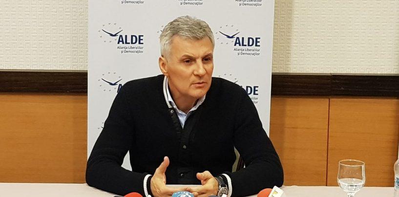 Liderul senatorilor ALDE critică dur alianța cu Pro-România: Cu Ponta, Tudose și un limbric