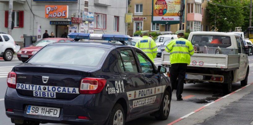 Și pensie și salariu, la Poliția Locală Sibiu! Cum am creat mutanții din aparatul de stat