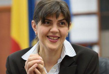 Laura Kovesi, procuror șef al UE. A primit votul Consiliului European