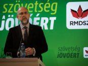 UDMR apasă din nou pedala pe legalizarea limbii maghiare în administrație