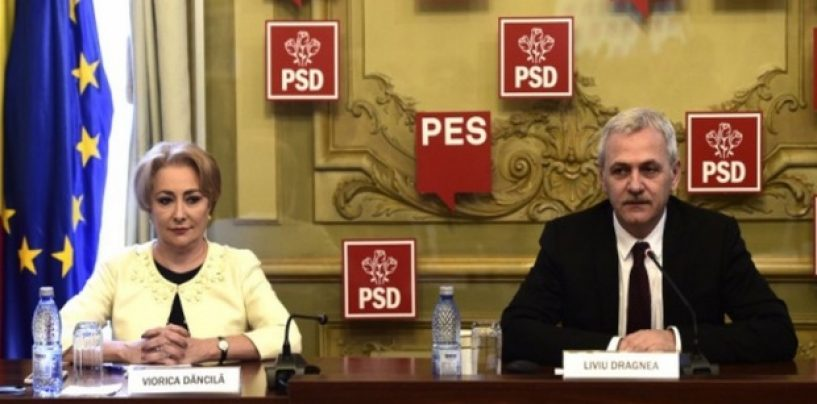 Război fraticid în PSD. Liviu Dragnea o denunță pe Viorica Dăncilă pentru fraudă