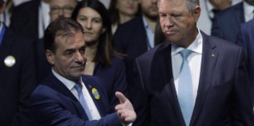 Greul facerii Guvernului Orban. Lista ministerelor și posibilii minștri