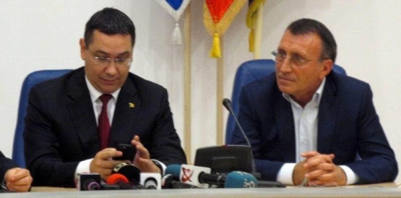 Se pregătește un puci în PSD? Ponta, întâlnire cu rebelii