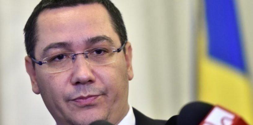 Moțiunea de cenzură. Ponta: Arhanghelul Mihail va jura că doamna Dăncilă e ruda de la Videle a lui Isus