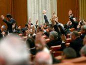 Guvernul Dăncilă a căzut. Moțiunea de cenzură a fost votată de 238 de parlamentari