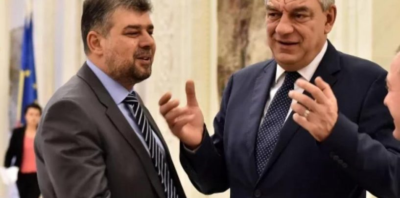 Viorica Dăncilă a demisionat din fruntea PSD. Totul se tranșează în sufrageria lui Ceolacu