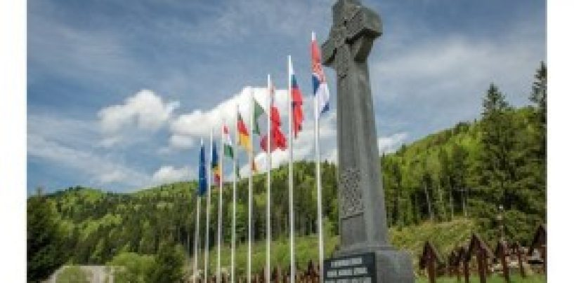 Valea Uzului. Continuă profanarea memoriei soldaților români din primul război mondial