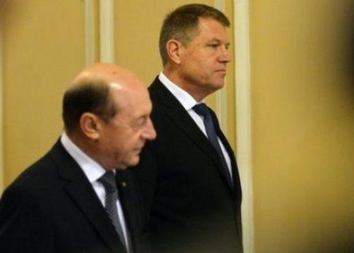 Băsescu, critici dure la adresa lui Iohannis: Nu a făcut nimic pentru ridicarea MCV