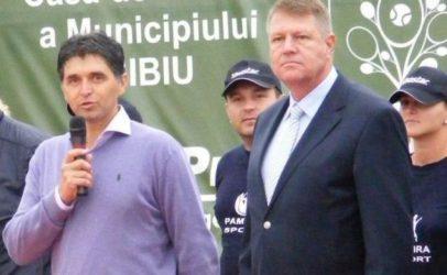 Impostorul de la FRT! Războiul antrenorului lui Carmen Iohannis cu legendele tenisului românesc