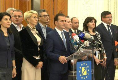 Apocalipsa după Orban. Ludovic Orban. BERD îmbunătățește previziunile de creștere a PIB-ului României