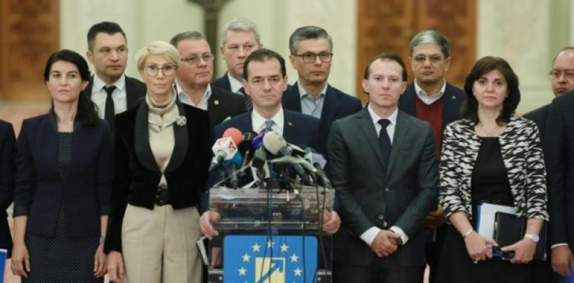Avem Guvernul Orban. Ludovic Orban. Ce facem cu el?