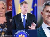 Exit-poll alegeri prezidențiale. Iohannis, Dăncilă intră în turul doi