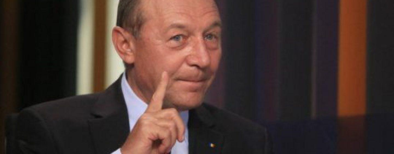 Este oficial: Traian Băsescu a intrat în cursa pentru Primăria Capitalei