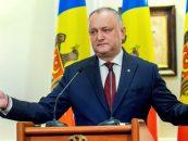 """Consecințele """"Fericiun Crăcit"""": Igor Dodon i-a trimis pe toți deputații la școală. Să învețe limba română"""