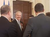 Iohannis îl lasă fără decorație pe Adrian Năstase. Steaua României în Ordin de Mare Cavaler