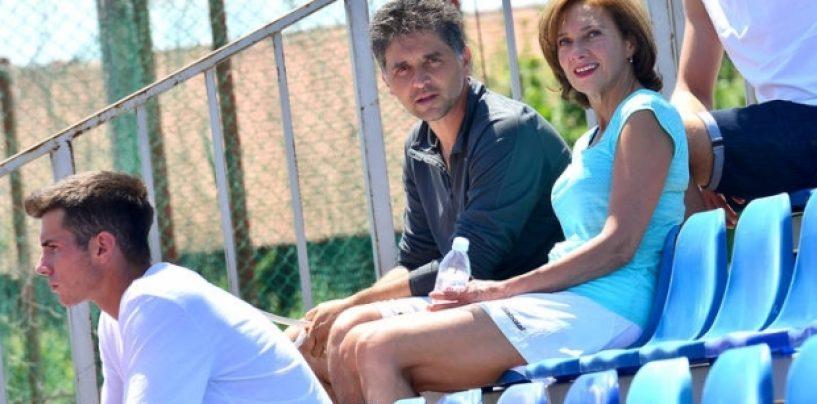 Cum a blocat proiectele Federației Române de Tenis, antrenorul personal de tenis al lui Carmen Iohannis