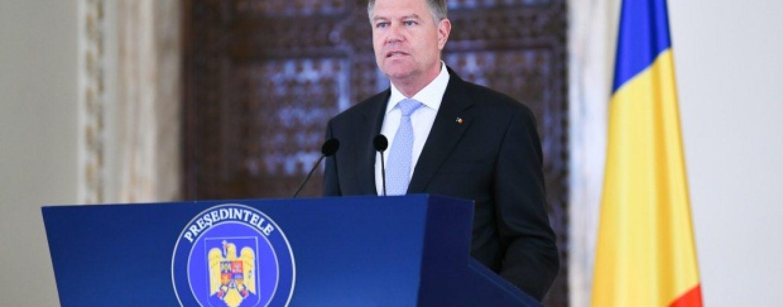 """Iohannis, președintele tuturor românilor! """" Da, îmi doresc alegeri anticipate. Mă voi implica"""""""