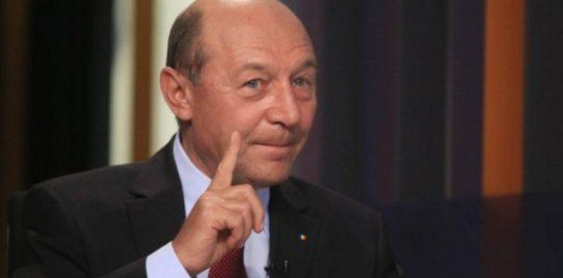 Traian Băsescu: De dragului votului, Guvernul încearcă o criză politică artificială