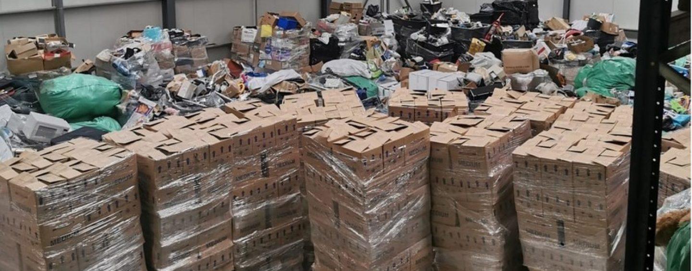 Nu suntem groapa de gunoi a Europei! România trimite înapoi containerele din Marea Britanie