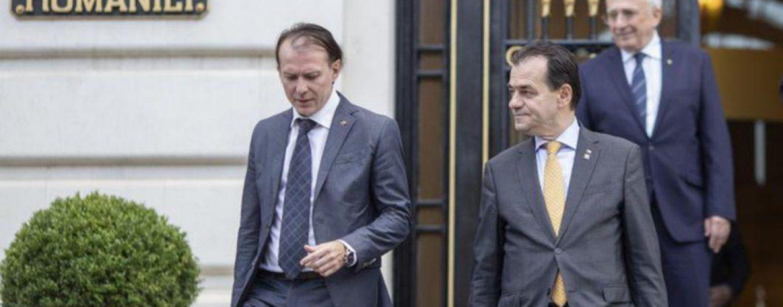 Ludovic, la loc comanda! Din nou rocada: Orban premier, Cîțu, ministru al Finanțelor