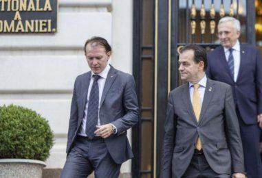 Declarația lui Cîțu: Plata ratelor se va putea amâna până la 9 luni