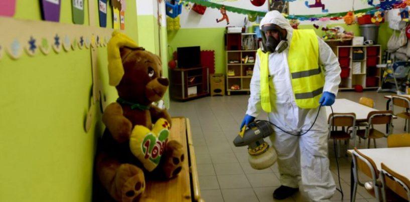 Educația, în aer! Școlile se închid din cauza coronavirusului