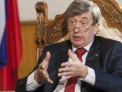Scandal la Constanța, cu ambasadorul rus: Lăsați-ne cu textele astea. Plecați din Crimeea, criminalilor