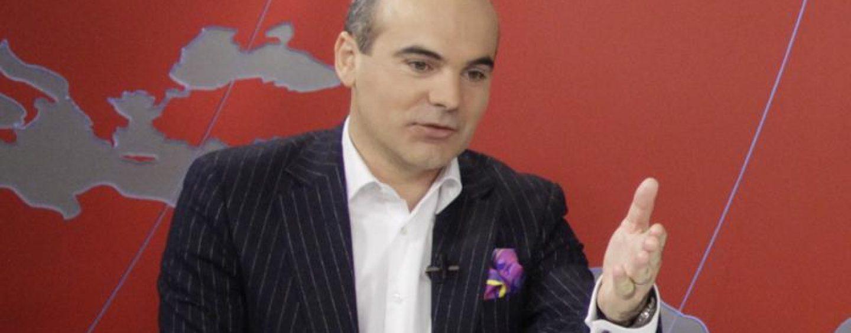 Rareș Bogdan, o atitudine corectă: Nu trebuie să stai ca ghiocelul, cu capul plecat