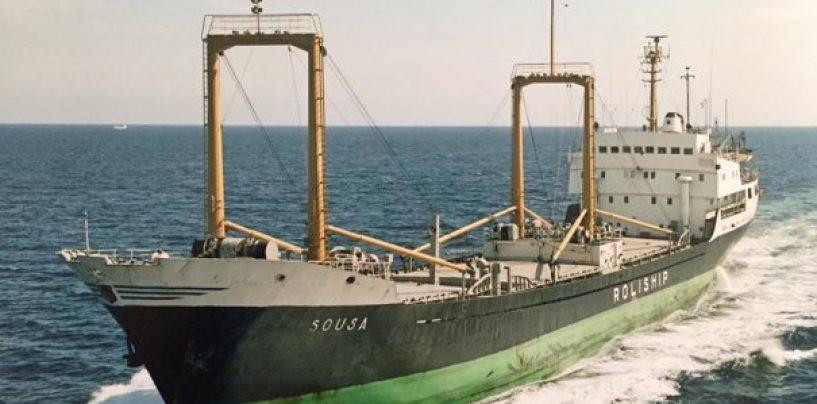 Pe tot globul pământesc. Cum brăzdau navele românești, mările și oceanele lumii, în mai 1990