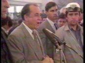 Au trecut 30 de ani. Ion Iliescu: Dragi mineri, vă mulțumesc! Vă rog să reocupați Piața Universității