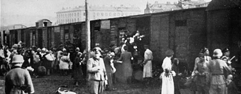 Crimele regimului fascist de la Budapesta. Ultimele trenuri ale morții care au plecat din Cluj-Napoca