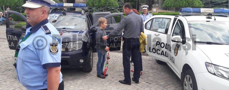 Cazul Primariei Iasi. Veniturile nesimtite ale Politiei Locale