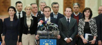 Du-te Orban, du-te! A pierdut ca un papagal cel mai importante ministere
