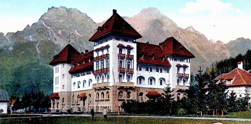 Indolența lui Savin. Cum a distrus istoria unei clădiri de patrimoniu, fostul primar al Bușteniului