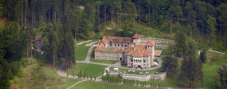 Curat murdară afacere imobiliară! Cum a ajuns Castelul Cantacuzino în proprietatea familiei Savin