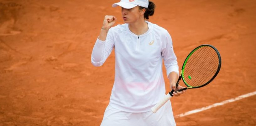 Simona Halep umilită la Roland Garros