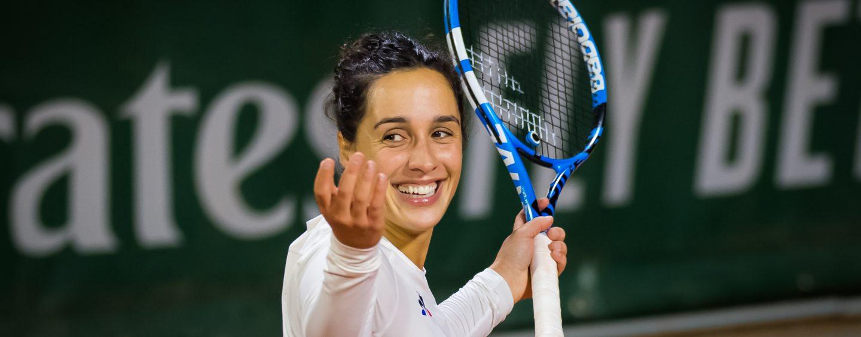 Roland-Garros: Martina Trevisan adaugă o nouă ispravă, împotriva lui Kiki Bertens