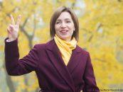 Prima femeie președinte. Maia Sandu a câștigat alegerile din Republica Moldova