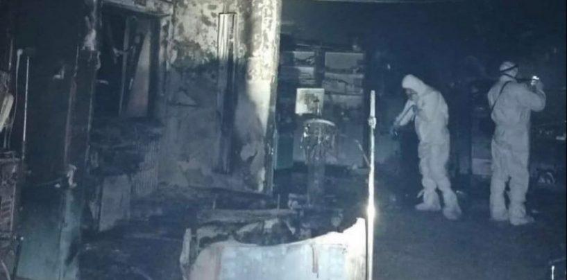 """A luat, din nou foc, România. Zece morți în noul """"Colectiv"""" de la Piatra Neamț"""
