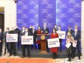 Populismul dă-n clocot! Parlamentarii USR și-au dat demis pe motiv de pensii speciale