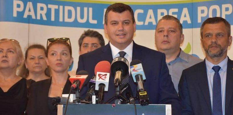 Eugen Tomac (PMP): Pentru siguranța noastră, susținem o lege anti-clan