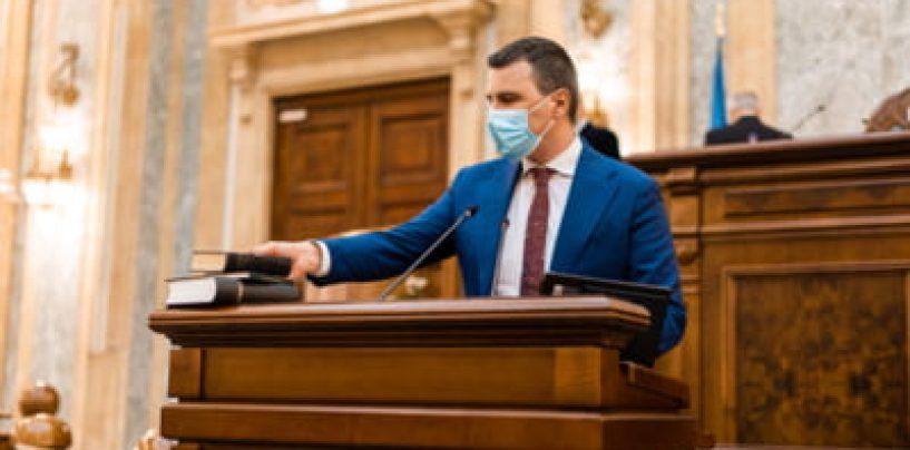Nu are treabă cu România. Jurământul senatorului Tanczos Barna pentru Ținutul Secuiesc