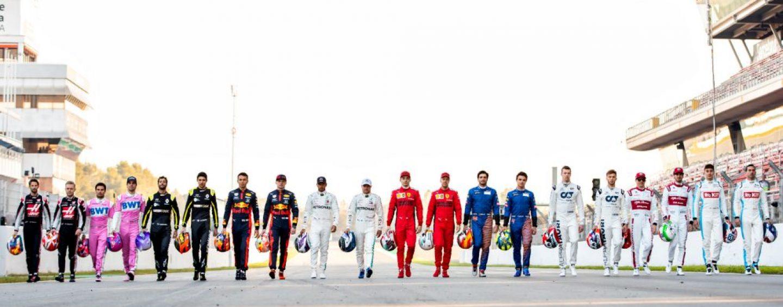Grila de Formula 1 din 2021 este (aproape) completă