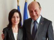 Băsescu, din nou cetățean al Republicii Moldova? Maia Sandu îl invită să reia procedura