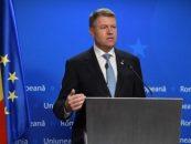 Klaus Iohannis: Se conturează un Guvern de centru-dreapta