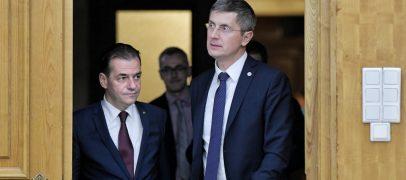 Guvernul Cîțu, în cădere liberă. USR a depus moțiune de cenzură. Miniștrii partidului își vor da demisia